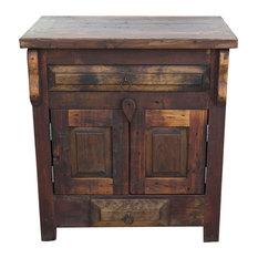"""Reclaimed Wood Vanity, Single Sink, 36""""x20""""x32"""""""