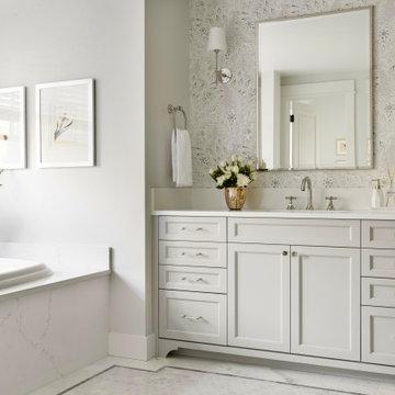 Yarrow Point Shingle Style--Remodel & Decor