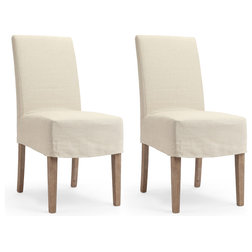 Beach Style Dining Chairs by Houzz