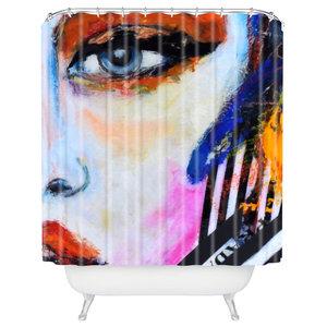 Lana Greben Real Fantasies Prada 2 Shower Curtain