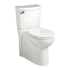 American Standard Cadet 3 Flowise Round Front, Concealed Trapway 1.28 GPF Toilet