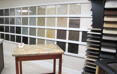Walk Through a Granite Countertop Installation — Showroom to Finish