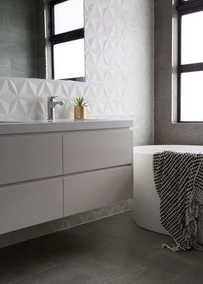 Contemporary  by Bask Interiors