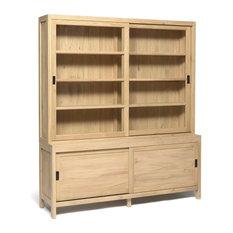 vaisselier contemporain. Black Bedroom Furniture Sets. Home Design Ideas