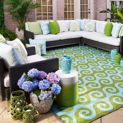 Modern Floor Rugs by WovenDreams India