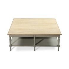 Table basse bord de mer for Table basse style bord de mer