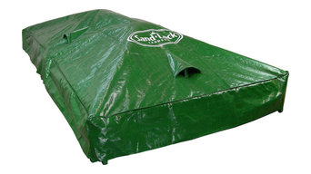 SandLock Sandbox Cover With Ventilation