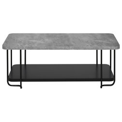 Industrial Coffee Tables by TemaHome SA