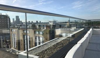 Limehouse  - Penthouse Terrace - Frameless Balustrade