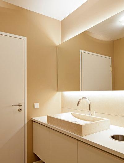 so planen sie die beleuchtung im bad. Black Bedroom Furniture Sets. Home Design Ideas