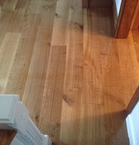 Wide plank quarter sawn white oak flooring in new jersey for Hardwood floors long branch nj