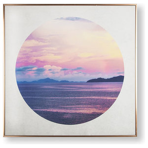 """Paradise Skies"" Framed Wall Art"