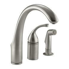 Kitchen Faucet Spout   Faucet With 14 Spout Kitchen Faucets Houzz