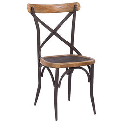Industrial Dining Chairs by Lombok