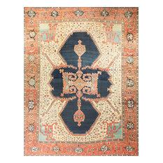 "Traditional Hand Woven Rug, 15'10""x20'"