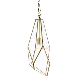 Avery Single Pendant, 40 W