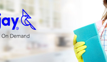 Blujay® | Cleaning On Demand
