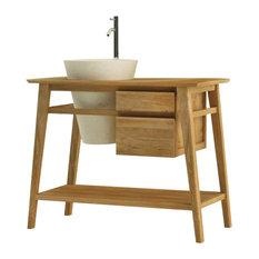 Kola Bathroom Vanity Unit, 80 cm