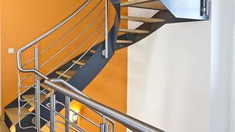 Klassische Treppen - Holz