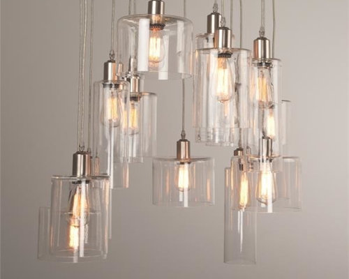 Artisan Crafted Clustered Pendant Chandeliers – Pendant Chandelier