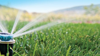 Irrigation Systems, Lawn Sprinklers, Drip irrigation.