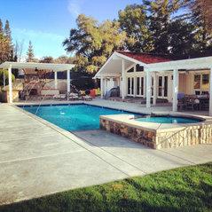 Poseidon pools folsom us 95630 for Pool design roseville ca