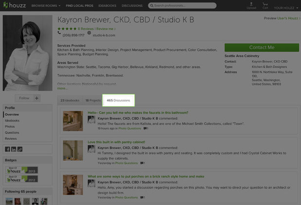 Inside Houzz: How to Find a Professional on Houzz