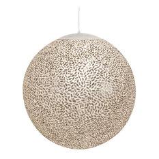 worlds away worlds away capiz shell ball pendant lamp pendant lighting capiz shell lighting fixtures