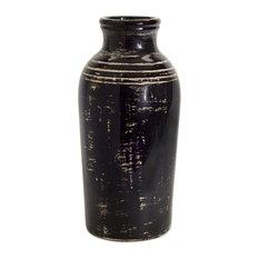 """Vase 17.5""""H Ceramic"""