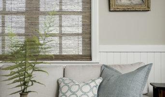 Smith & Noble Natural Woven Flat Fold Shades