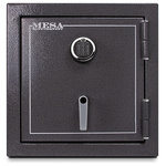 Mesa Safe - Mesa Safe Burglary and Fire Safe Electronic Lock - Mesa MBF Series Burglary and Fire Safes offer a unique design that combines all the security features of a burglary safe and the peace of mind achieved with a fire safe. The MBF Series safes are designed to protect all your valuable possessions against both theft and any fire emergency.