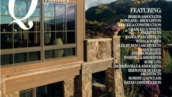 Luxury Home Quarterly - Aspen Regional Section (Summer 2012 Issue)