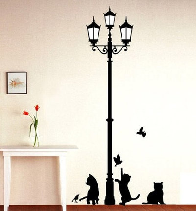 Ideal Contemporary Wall Decals by Amazon