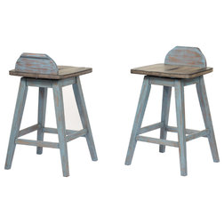 Farmhouse Bar Stools And Counter Stools by Pilaster Designs