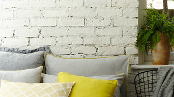 Vancouver Lime Bed linen