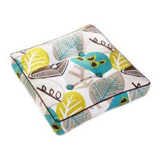 Cushion Tatami Floor Cushion Home Pillow 40X40Cm-A02