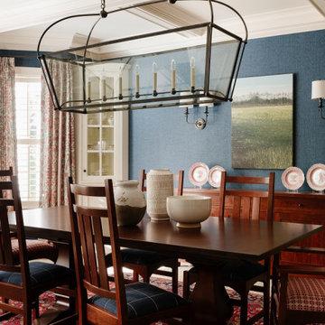 Cozy New England Colonial