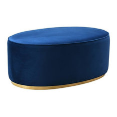 50 Most Popular Velvet Ottomans And Footstools For 2019