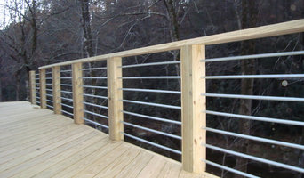 New Deck and Railing