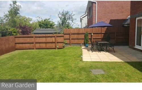 Blank canvas - Garden, ideas please!!