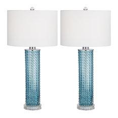Pacific Coast Lighting Renzo Table Lamp, Set of 2