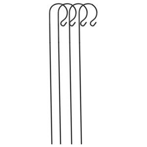 Selections Metal Border Hooks, 1 Metre, Set of 4