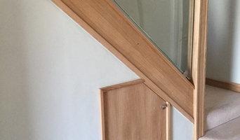 Oak Veneered Cupboard Doors