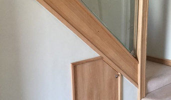 Oak Veneered Cupboard Doors