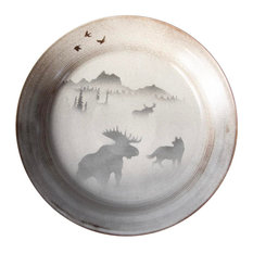 Consigned, Norby Studio Pottery Plate Circa 1986