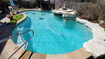 Pool Turnaround