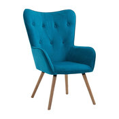 Willow Chair, Sapphire