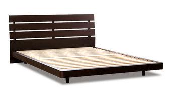 木製ベッド ルーシー シングル(ベッドフレームのみ)