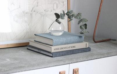 Gør det selv: Sådan giver du gamle bøger nyt og dekorativt liv
