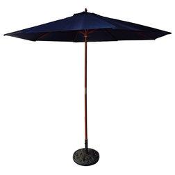 Contemporary Outdoor Umbrellas by Northlight Seasonal